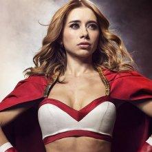 Powers: Olesya Rulina in un'immagine promozionale di Calista