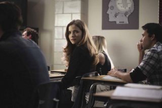Scream: l'attrice Willa Fitzgerald nella puntata  I Know What You Did Last Summer