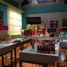 Maggie & Bianca Fashion Friends: il set dello show