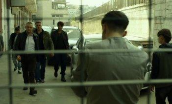 Gomorra: Fortunato Cerlino in una foto del settimo episodio