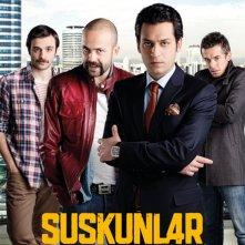 Suskunlar: la locandina della serie