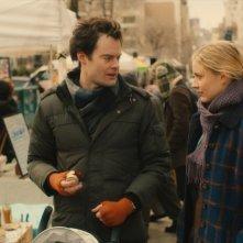 Il piano di Maggie: Bill Hader e Greta Gerwig in un momento del film