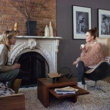 Il piano di Maggie: Julianne Moore e Greta Gerwig in una scena del film