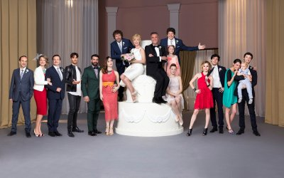 "Matrimoni e altre follie: ""Modern Family"" all'italiana"