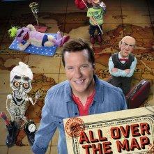 Locandina di Jeff Dunham: All Over the Map