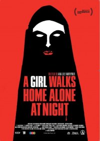 A Girl Walks Home Alone at Night in streaming & download
