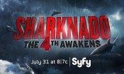 Sharknado 4: nel nuovo teaser degli stripper combattono gli squali