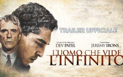 L'uomo che vide l'infinito - Trailer italiano