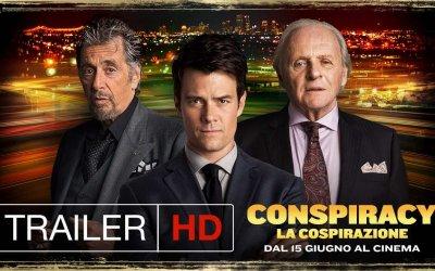 Conspiracy - La Cospirazione - Trailer Italiano