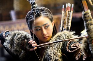 Dragon Blade: Peng Lin in una scena del film
