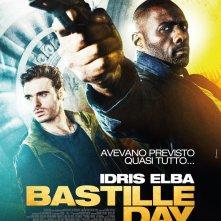 Locandina di Bastille Day