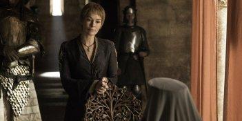 Il Trono di Spade: l'attrice Lena Headey nella puntata The Broken Man