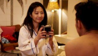 Tokyo Love Hotel: Eun woo Lee in un momento del film