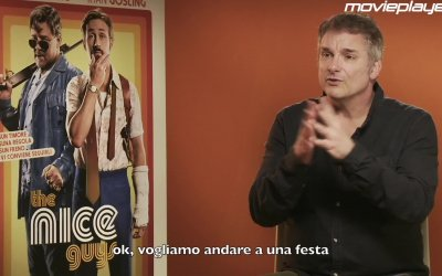 The Nice Guys: Video intervista a Shane Black