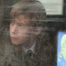 Cell: Owen Teague in una scena del film
