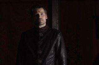 Il Trono di Spade: l'attore Nikolaj Coster Waldau nella puntata No One