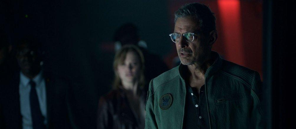 Independence Day: Rigenerazione - Jeff Goldblum in una scena del film