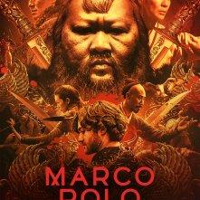 Marco Polo: la locandina della seconda stagione della serie