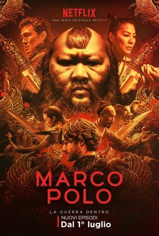 Marco Polo 2: la locandina della nuova stagione della serie Netflix