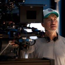 Independence Day: Rigenerazione - Il regista Roland Emmerich sul set del film