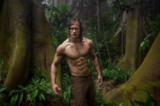 The Legend of Tarzan: Alexander Skarsgård in un momento del film