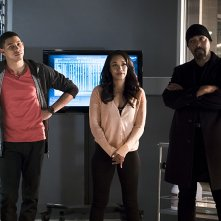 The Flash: Keiynan Lonsdale, Candice Patton e Jesse L. Martin in The Race of His Life