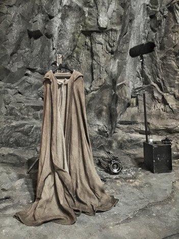Star Wars: Episode VIII - Il mantello di Luke Skywalker