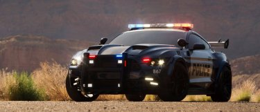Transformers: The Last Knight - Decepticon Barricade nel film di Michael Bay