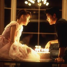 Sixteen Candles una immagine del film di John Hughes