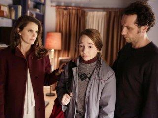 The Americans: Keri Russel, Holly Taylor e Matthew Rhys in un immagine della quarta stagione