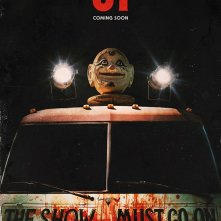 31: la locandina ufficiale dell'horror di Rob Zombie