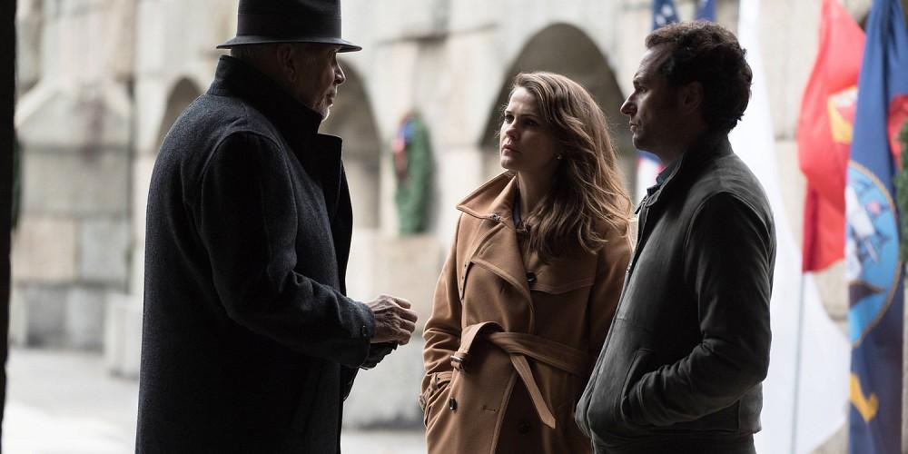 The Americans: Keri Russel in un immagine di scena dell'episodio Persona non grata