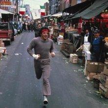 Rocky: un'immagine che ritrae Sylvester Stallone nei panni di Rocky Balboa