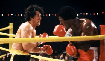 Rocky: Sylvester Stallone si batte sul ring contro Carl Weathers