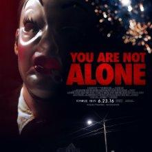Locandina di You Are Not Alone