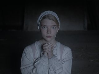 The Witch: Anya Taylor-Joy in una scena del film