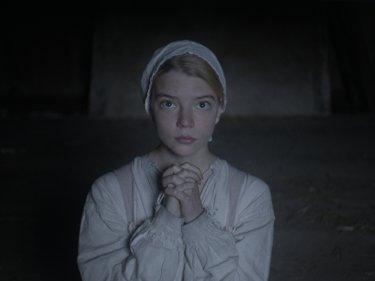 The Witch: Anya Taylor-Joy in una scena del film