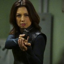 Agents of S.H.I.E.L.D.: Ming-Na Wen in una foto del season finale Absolution/Ascension