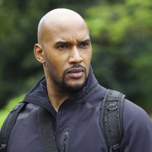 Agents of S.H.I.E.L.D.: Henry Simmons in una foto di Absolution/Ascension
