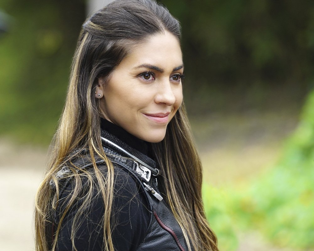 Agents of S.H.I.E.L.D.: Natalia Cordova-Buckley in Absolution/Ascension
