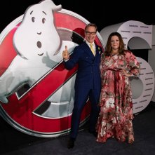 Ghostbusters: Paul Feig e Melissa McCarthy all'evento di Singapore