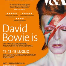 Locandina di David Bowie Is