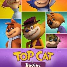 Locandina di Top Cat e i gatti combinaguai