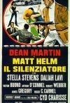 Locandina di Matt Helm il silenziatore