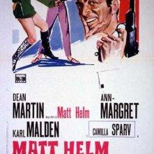 Locandina di Matt Helm... non perdona!