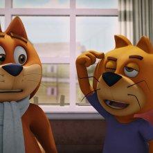 Top Cat e i gatti combinaguai: un'immagine del film d'animazione
