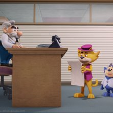 Top Cat e i gatti combinaguai: un'immagine del film animato