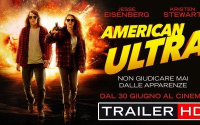American Ultra - Trailer Italiano
