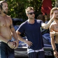 Animal Kingdom: Ben Robson, Scott Speedman e Jake Weary in una foto del pilot