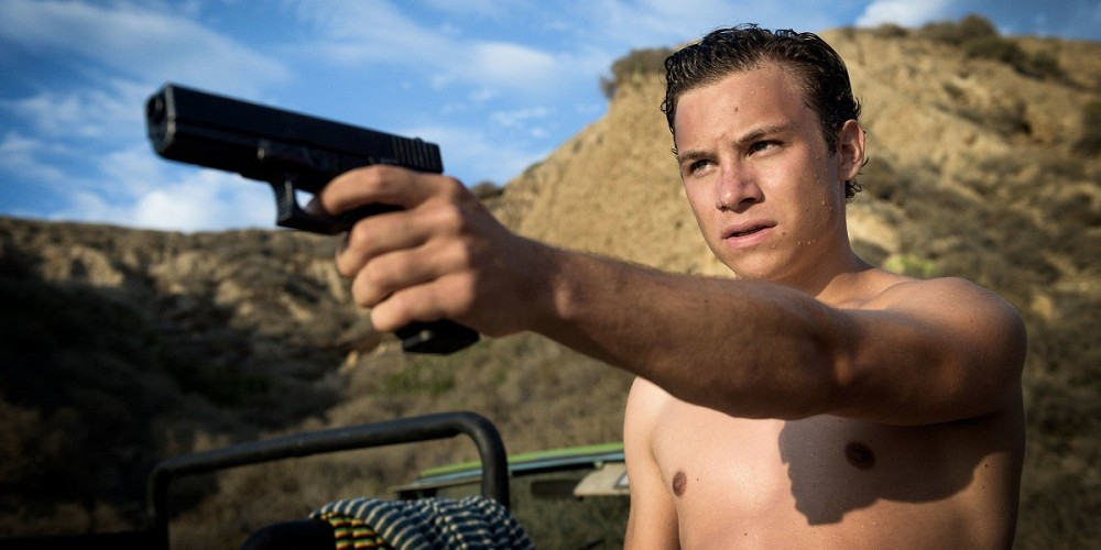 Animal Kingdom: Finn Cole interpreta Joshua